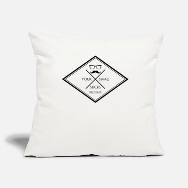 Hipster hipster - Sofa pillow cover 44 x 44 cm