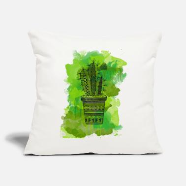 kaktussi - Sofa pillow cover 44 x 44 cm