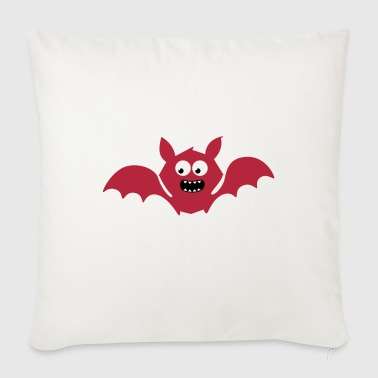 Funny Vampire / Bat (Monster Style) - Sofa pillow cover 44 x 44 cm