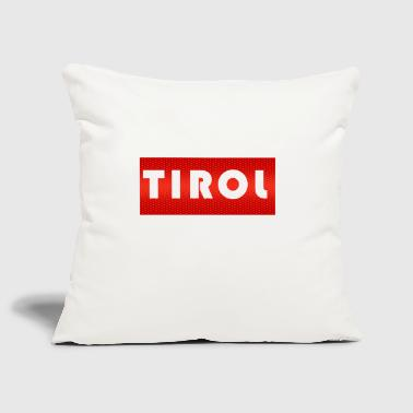 Tyrol - Sofa pillow cover 44 x 44 cm
