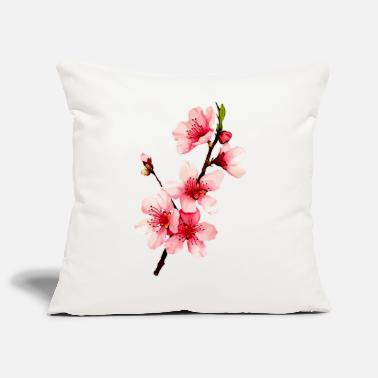 Cherry Blossom - Sofa pillow cover 44 x 44 cm