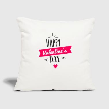Valentine's Day, love, gift - Sofa pillow cover 44 x 44 cm