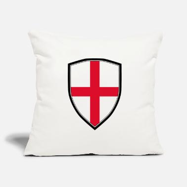 Shield ANGLE FLAG SHIELD - Housse de coussin décorative 45 x 45 cm