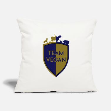 Shield DIVISION TEAM VEGAN SHIELD - Housse de coussin décorative 45 x 45 cm