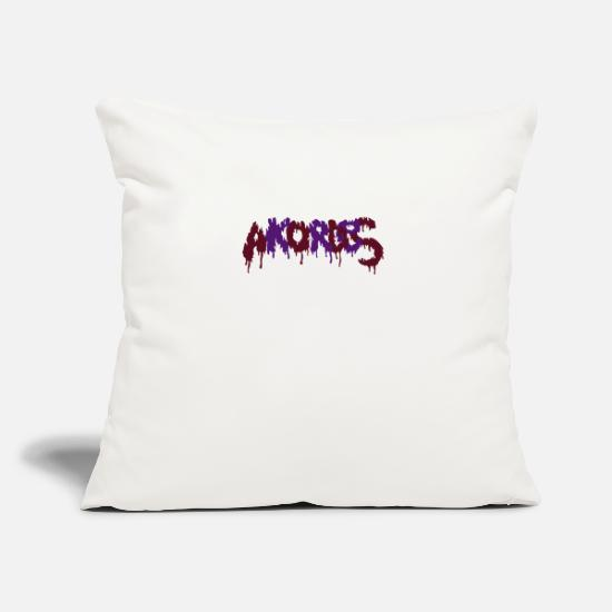 Rap Pillow Cases - Akordes GC Hip Hop Rap - Pillowcase 17,3'' x 17,3'' (45 x 45 cm) natural white