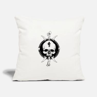 Mythical Collection Artistic Skull - Sofa pillow cover 44 x 44 cm