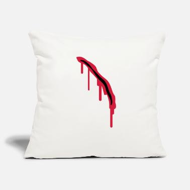Wounded Flesh Wound - Pillowcase 17,3'' x 17,3'' (45 x 45 cm)