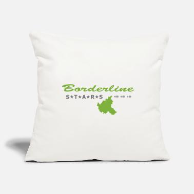 Borderline Borderline - Pillowcase 17,3'' x 17,3'' (45 x 45 cm)
