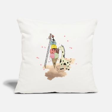 Wildlife Icecream - Pillowcase 17,3'' x 17,3'' (45 x 45 cm)