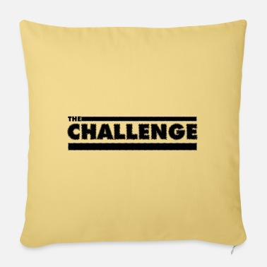 Challenging The Challenge - Pillowcase 17,3'' x 17,3'' (45 x 45 cm)