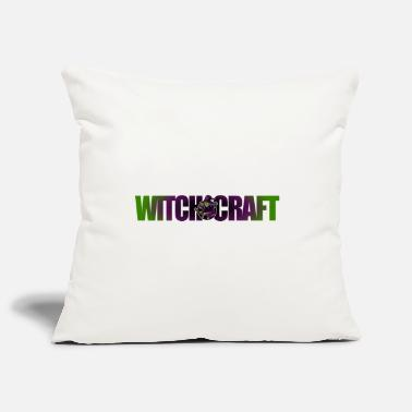 Witchcraft Witchcraft witchcraft halloween scary - Pillowcase 17,3'' x 17,3'' (45 x 45 cm)