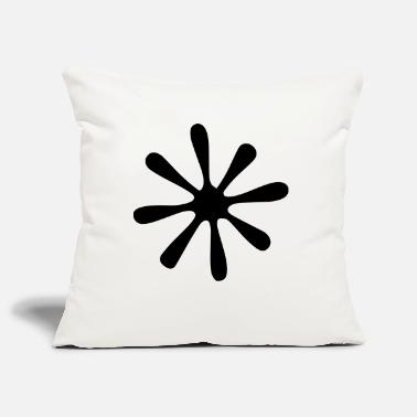 Blob blob - Pillowcase 17,3'' x 17,3'' (45 x 45 cm)
