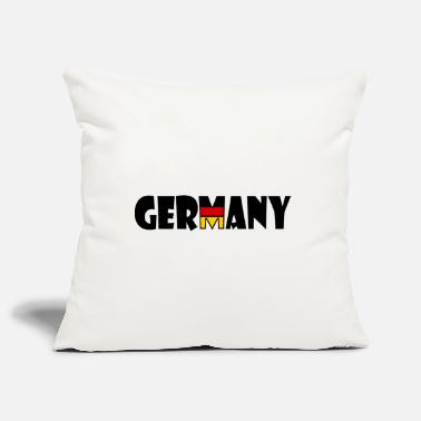 Germany Germany - Germany - Pillowcase 17,3'' x 17,3'' (45 x 45 cm)