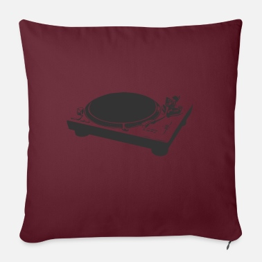 Turntable Turntable - Pillowcase 17,3'' x 17,3'' (45 x 45 cm)