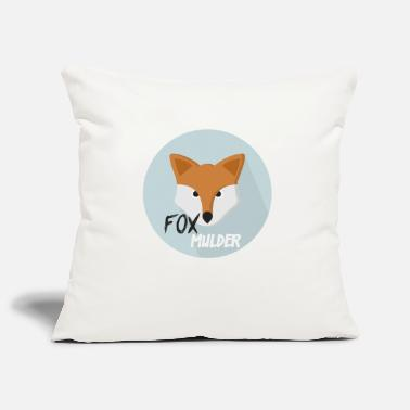 Officialbrands Fox Mulder T-Shirt - Pillowcase 17,3'' x 17,3'' (45 x 45 cm)