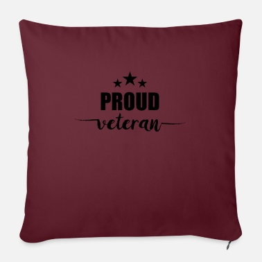 Veterans Military Veteran Veterans Veteran Veterans Day - Pillowcase 17,3'' x 17,3'' (45 x 45 cm)