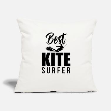 Kite Surfers Kite surfers - Pillowcase 17,3'' x 17,3'' (45 x 45 cm)