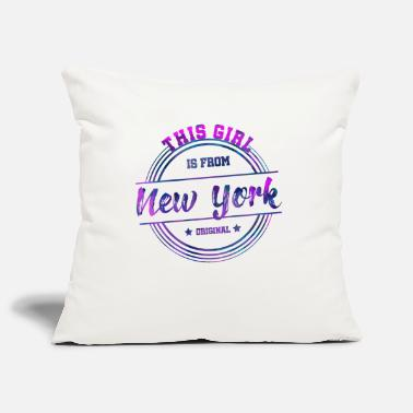 Birthday Saying New York City Big Apple United States Manhattan Gift - Pillowcase 17,3'' x 17,3'' (45 x 45 cm)