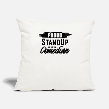 Comedy Stand UP Standup Comedy Comedy Comedy Comedian - Pillowcase 17,3'' x 17,3'' (45 x 45 cm)