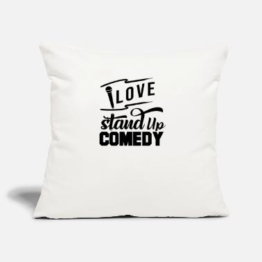Comedy Standup Comedy Comedy Stand Up Comedian Comedy - Pillowcase 17,3'' x 17,3'' (45 x 45 cm)