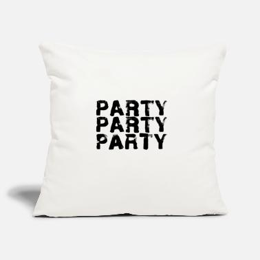 Party Party party party - Pillowcase 17,3'' x 17,3'' (45 x 45 cm)