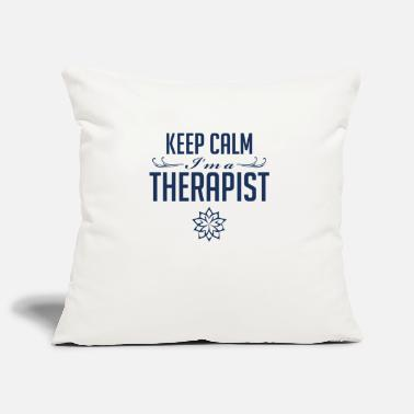 Therapy therapy - Pillowcase 17,3'' x 17,3'' (45 x 45 cm)