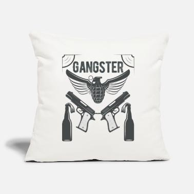 Gangster gangster - Pillowcase 17,3'' x 17,3'' (45 x 45 cm)
