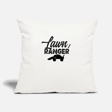 Lawn Lawn ranger grass lawn mowing lawn mower meadow - Pillowcase 17,3'' x 17,3'' (45 x 45 cm)