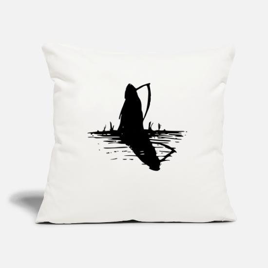 Gift Idea Pillow Cases - Reaper - Pillowcase 17,3'' x 17,3'' (45 x 45 cm) natural white