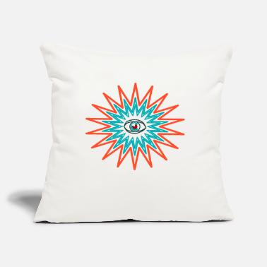 Star eye - Pillowcase 17,3'' x 17,3'' (45 x 45 cm)