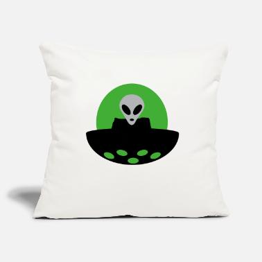 Ufo Ufo - Pillowcase 17,3'' x 17,3'' (45 x 45 cm)