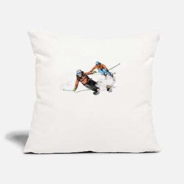 Slalom Slalom - Pillowcase 17,3'' x 17,3'' (45 x 45 cm)