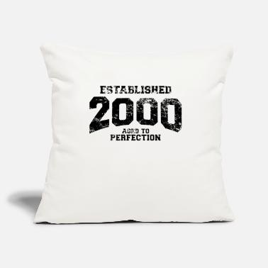 Established established 2000(fi) - Tyynynpäällinen