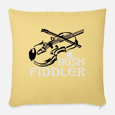 Violino fiddler - Pillowcase 17,3'' x 17,3'' (45 x 45 cm)
