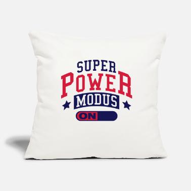 Mode super_power_on_ti2 - Housse de coussin