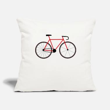 Road Bike Road Bike Fixie Bike Bike - Pillowcase 17,3'' x 17,3'' (45 x 45 cm)
