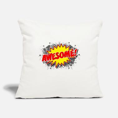 Explosion Comic Awesome Explosion Gift - Sierkussenhoes, 44 x 44 cm