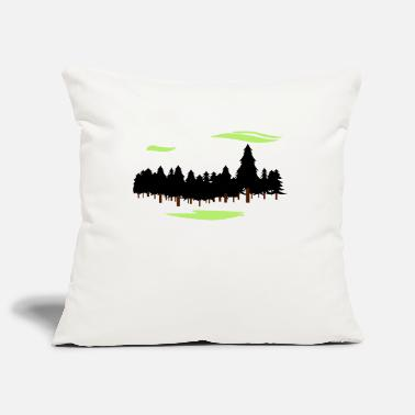Forest Forest Forest - Pillowcase 17,3'' x 17,3'' (45 x 45 cm)