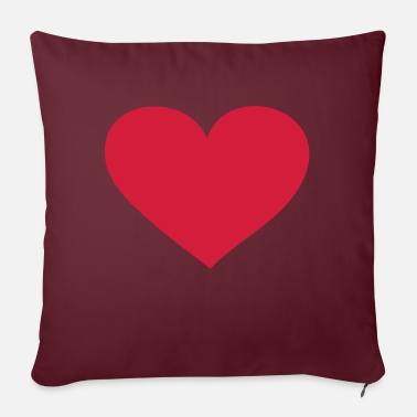 Herz Herz - Pillowcase 17,3'' x 17,3'' (45 x 45 cm)