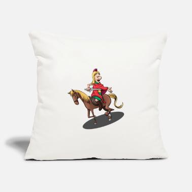 Beggar Saint Martin on the horse - Pillowcase 17,3'' x 17,3'' (45 x 45 cm)