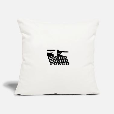 Power POWER POWER POWER - Pillowcase 17,3'' x 17,3'' (45 x 45 cm)
