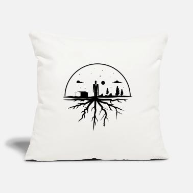 Hometown Roots Hometown - Pillowcase 17,3'' x 17,3'' (45 x 45 cm)