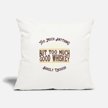 Whiskey whiskey - Pillowcase 17,3'' x 17,3'' (45 x 45 cm)