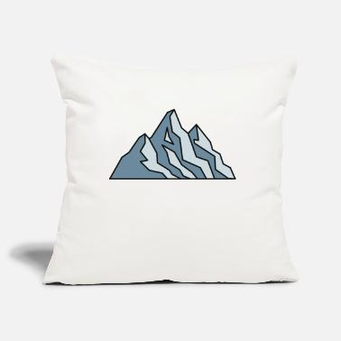 Rock Face Rock face - Pillowcase 17,3'' x 17,3'' (45 x 45 cm)
