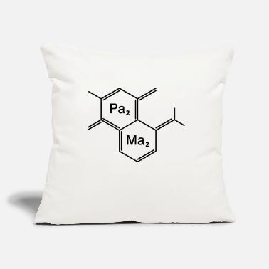 Humorous Son Provoking chemical papa + mama - Pillowcase 17,3'' x 17,3'' (45 x 45 cm)