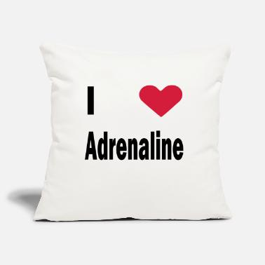 Adrenaline adrenaline - Pillowcase 17,3'' x 17,3'' (45 x 45 cm)