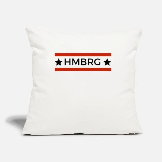 Star Pillow Cases - Hamburg - Pillowcase 17,3'' x 17,3'' (45 x 45 cm) natural white