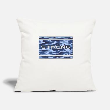 Strong Strong || strong - Pillowcase 17,3'' x 17,3'' (45 x 45 cm)