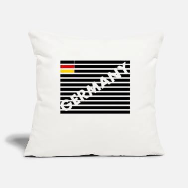 Schland germany - Pillowcase 17,3'' x 17,3'' (45 x 45 cm)