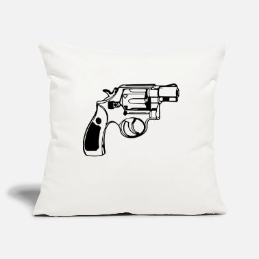 Gun gun - Pillowcase 17,3'' x 17,3'' (45 x 45 cm)